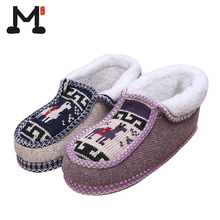 Newest Durable Cozy Yarn Knit House Shoes