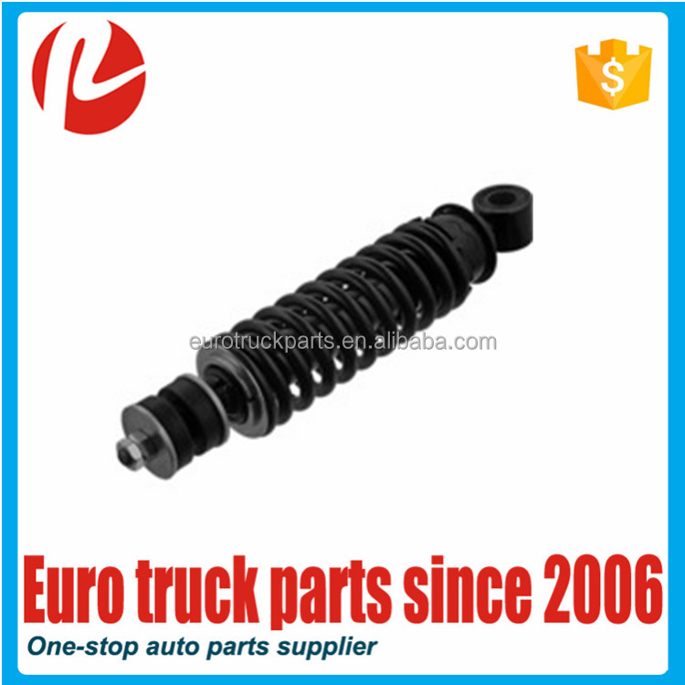 European truck auto spare parts Gas Spring, cab suspension, Front for DAF 75, 85, 95, LF, XF shock absorber