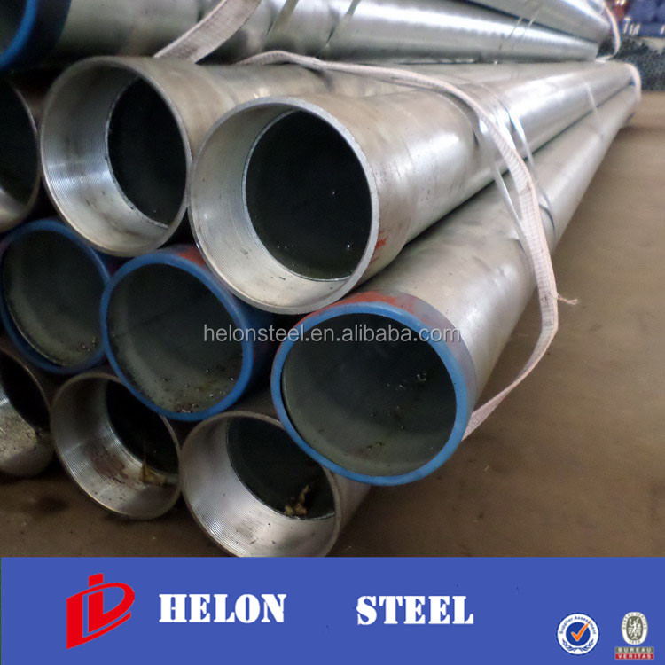 screw steel pipe ! 38*38*0.6 gi pipe high cost-effective gi pipe specifications
