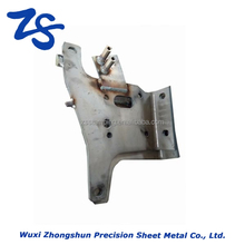 Professional custom cnc bending welding sheet metal fabrication laser cutting parts stainless steel products made in China