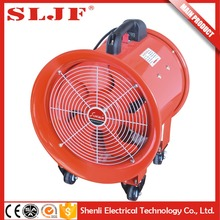 plastic hand explosion proof leaf polar wind centrifugal fan