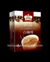 3 in 1 instant White Coffee