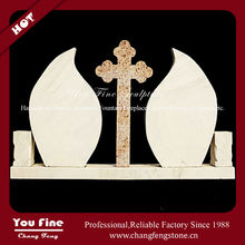 Excellent Natural European Granite Grave Markers