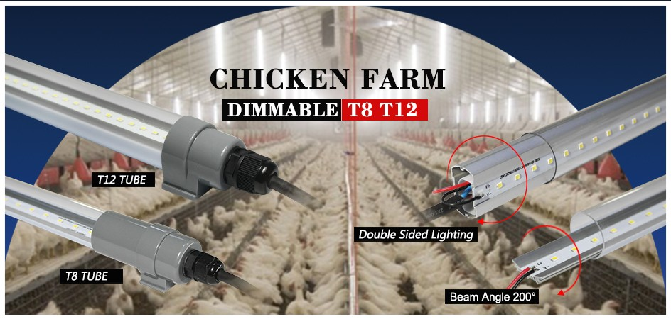 Automatic light dimmer/ LED poultry dimmer / 0-10V dimmer