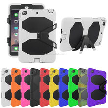 Wholesale Shockproof Armor tablet Case for ipad mini2, for ipad mini3 Case