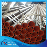 A106 grade b carbon seamless steel pipe with black coating