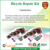 Rubber /Cold patch for Bike tire Repair