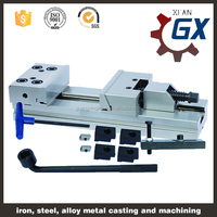 pneumatic vise,vertex/vertical vise