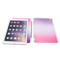 New Arrival Hot Sales fashion PU smart case for iPad air1/air2 styles for ipad air 2 keyboard case