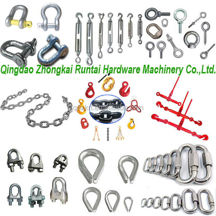 Hot Selling Stainless Steel Din 580 Forged Eye Bolt