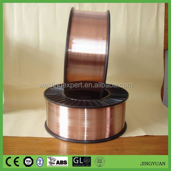 0.8mm-1.6mm Professional MIG Co2 Welding Wire ER70s-6