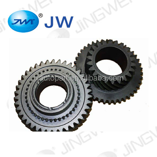 Forging manufacturing helical gear gear parts two wheeler spare parts