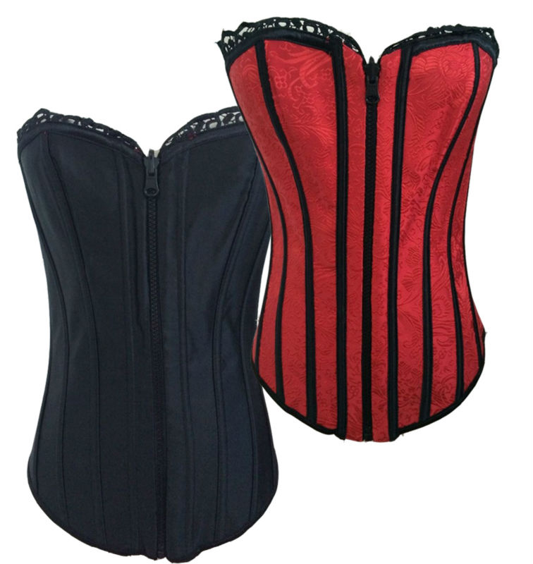 Clothes walson 8xl plus size latex waist trainer cincher wholesale