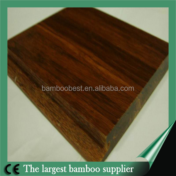 Solid strand woven bamboo flooring on sales for national days