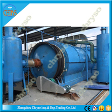 Used Rubber Tires Recycling Machine Tyre Pyrolysis Plant Tyre Retreading Equipment