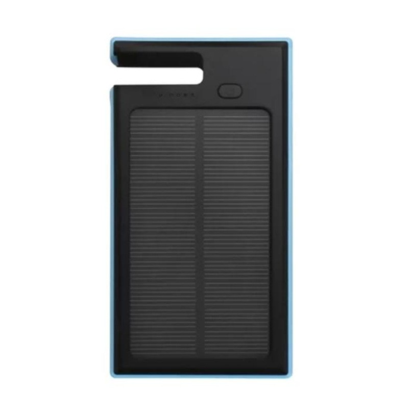 Factory Directly Support Stock Solar Power Bank Wth Big Capacity Power With Holder Solar Power Bank