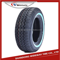 China factory new radial passenger car tires 185R14C 195R14C 195R15C