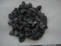 Cheap Black basalt gravel, pebble stone