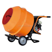 drum capacity 140L light duty portable petrol cement concrete mixer