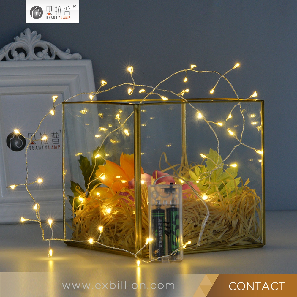 Hanging window decoration LED String Light festival wedding party christmas festival light Star Mood LED Icicle Light