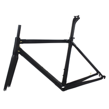 OEM 700C*25 road carbon bike frame Chinese wholesale factory bicycle carbon fiber road bike frame