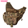 2017 New design best sale strong upgrade wholesale saddle bag military tactical motorcycle saddle bags