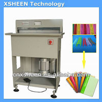 62 plastic spiral wire binding machine, plastic spiral wire