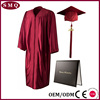 New arrival academic regalia purchase university graduation gown
