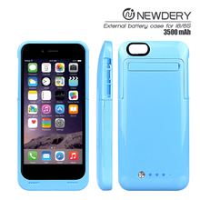 2017 new technology For iPhone6 Battery Charging Case 3500mah battery case for iphone6 from china supplier