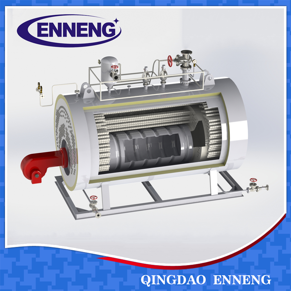 China Boiler Gas Fired for Steam Generator Price