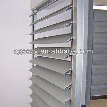 Sun Shade Aluminium Vertical Louver Blinds Outdoor Buy Aluminum Vertical Louver Aluminum Sun