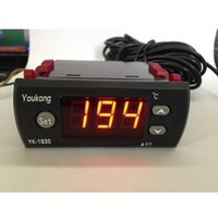 industrial high temperature controller with ntc sensor/ digital thermostst price YK-1830F