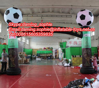 Inflatable Sports Arch Entrance for Sports Using