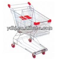Widely Used Grocery Hand Trolley For