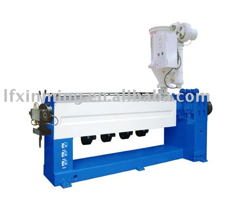Wire &cable machine ---plastic extrusion