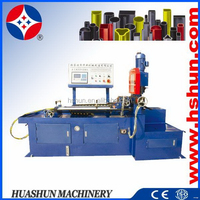HS-MC-400NC designer factory automatic rotary tube cutter