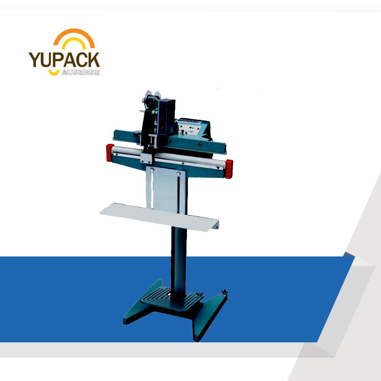 YUPACK Best Seller foot switch single heat sealer/single impulse sealer