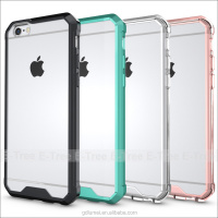New Ultra Slim Shockproof Hybrid TPU+ABS Back Smartphone Case for iPhone Case 6