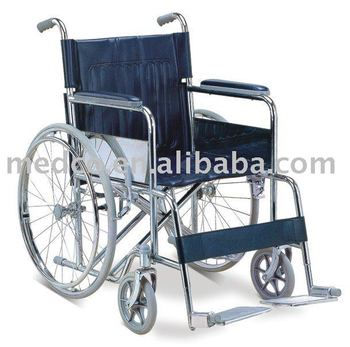 Hot sale Manual Standard foldable Wheel chair