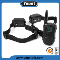 Wholesale No Bark Dog Training Electric Shock Control Collars For Pet Ddg