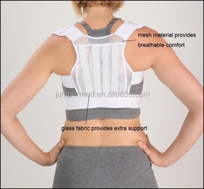 mesh clavicle brace posture correction