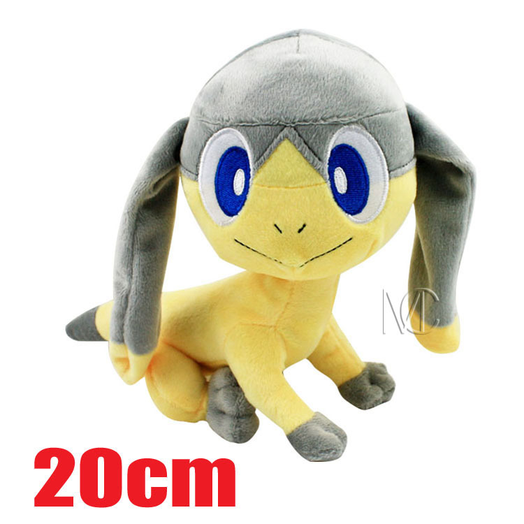 Lovely custom 18cm Generation Lizard plush toys pokemon dolls for sale