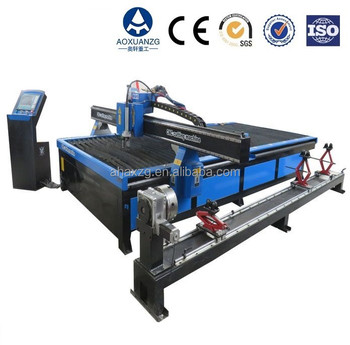 CNC plasma cutting system / CNC plasma cutting machine for sale