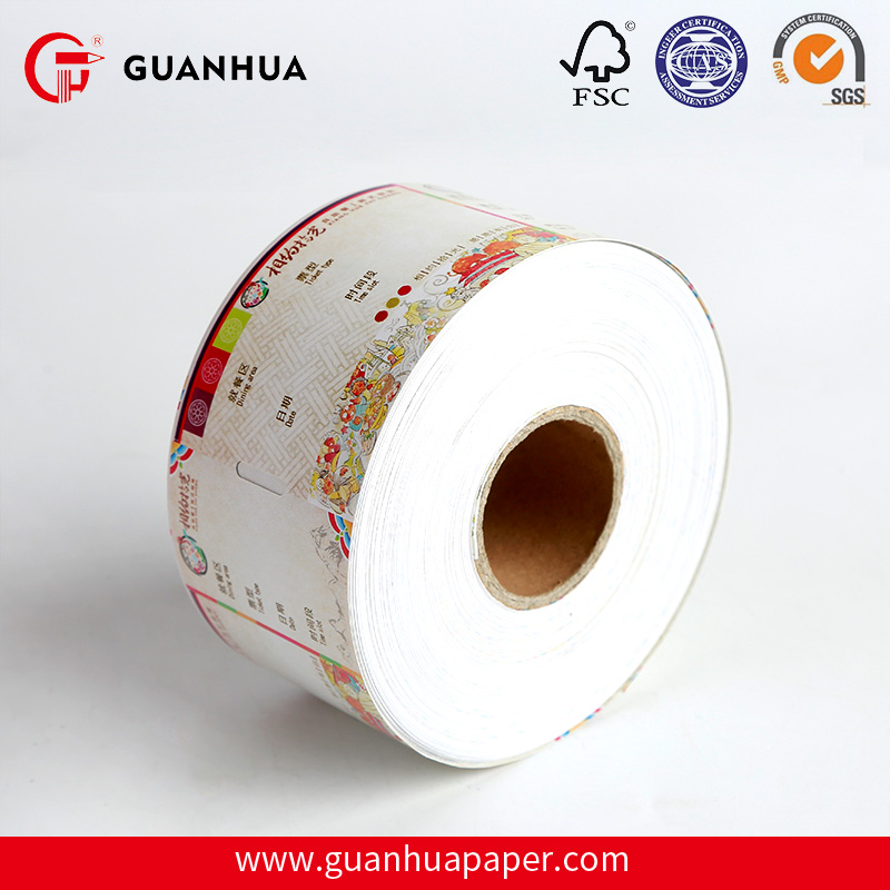 New fashion thermal card paper movie tickets custom printing