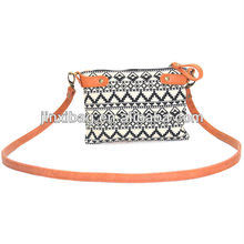 Fashion cute sling bag canvas bag for kids