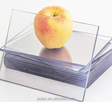 0.5MM PVC Rigid Clear Thick/Thin PVC Sheet,4x8 pvc sheet,pvc thin plastic sheet