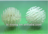features high free volume --Plastic Igel ball for fresh and marine water tanks