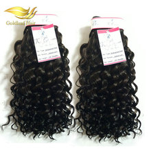 2016 new curls style brazilian virgin spanish curly hair extensions