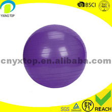 2016 pvc exercise 100cm gym ball with high quality