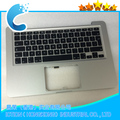 A1278 Topcase with US keyboard Palmrest For Apple Macbook Pro A1278 Top Case With Keyboard 2009